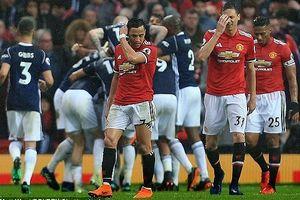Toàn cảnh MU 0-1 West Brom: Hai tay dâng cúp vô địch cho Man City