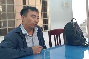 Khởi tố đối tượng dọa giết phóng viên ghi hình xe quá tải ở Bình Định