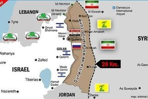Lebanon cho Nga lập căn cứ không-hải quân đối phó Israel?