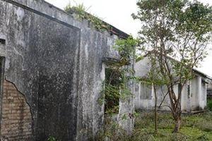 'Làng Hà Tây' bị bỏ rơi hoang vu, tiêu điều giữa vùng biên giới