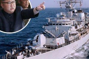 Triều Tiên cáo buộc Anh 'gây chiến' khi điều 3 chiến hạm áp sát