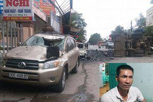Vụ tài xế bẻ lái cứu 2 sinh viên: Vẫn chưa giải quyết xong việc đền bù