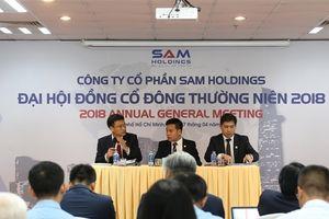 SAM đặt mục tiêu tăng trưởng trên 20%