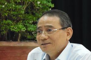 Bí Thư Đà Nẵng đề nghị xem xét lại dự án trường đua ở khu thể thao Hòa Xuân