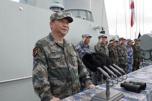 Trung Quốc gửi thông điệp cứng rắn đến Đài Loan trước thềm tập trận