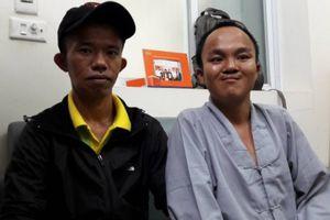 Chàng trai khuyết tật đi bộ xuyên Việt đăng ký hiến tạng