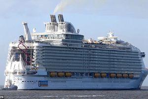 Khám phá siêu du thuyền lớn nhất thế giới