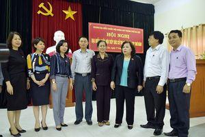 Đoàn đại biểu Quốc hội TP Hà Nội tiếp xúc cử tri quận Hà Đông