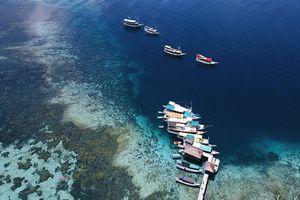 Quản lý của Chi Pu cùng bạn gái khám phá nơi đẹp đến 'nín thở' ở Indonesia