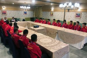 HLV Hoàng Anh Tuấn: Phải đề cao sức mạnh của tập thể