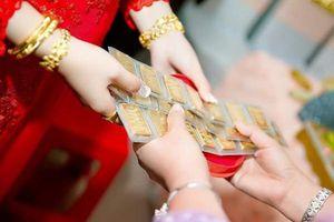 Không có tiền nhưng muốn 'nở mày nở mặt', đã có dịch vụ cho thuê của hồi môn vào ngày cưới