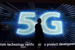 Trung Quốc đang vượt Mỹ, Hàn trong cuộc đua công nghệ 5G