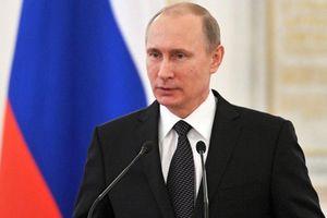 Nước Nga: Đoàn kết và tiến lên phía trước