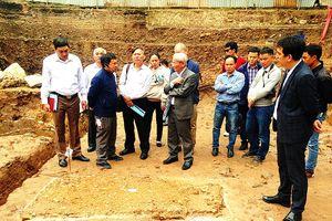 Nhiều phát hiện mới tại khảo cổ học Điện Kính Thiên