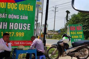 Sốt đất Vân Phong, lãnh đạo địa phương nói chỉ bên mua - bán biết