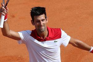 Djokovic khởi đầu như mơ ở Monte Carlo 2018