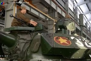 Việt Nam xuất xưởng loạt tăng với giáp ERA?