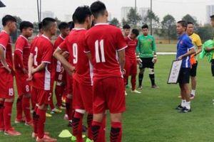 Link xem trực tiếp U19 Việt Nam vs U19 Mexico