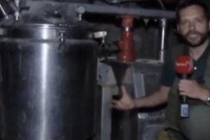 Nga phát hiện phòng sản xuất vũ khí hóa học của phiến quân tại Douma