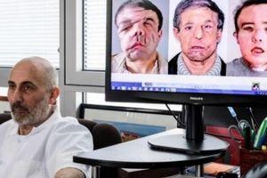 Người đàn ông Pháp có 3 khuôn mặt khác nhau
