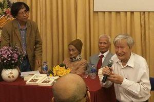 Ra mắt tuyển văn chọn lọc của nhà văn Nguyễn Vinh Tú.