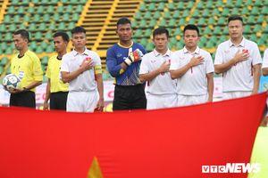 HLV Park Hang Seo dự khán, U19 Việt Nam thua thảm U19 Mexico