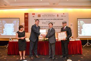 Bảo Tín Minh Châu trở thành đại lý độc quyền của nhãn hiệu Dancing Diamond