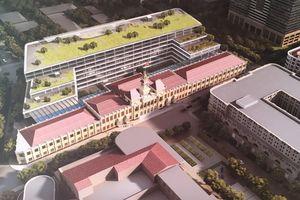 Trụ sở mới của UBND TP HCM như thế nào?