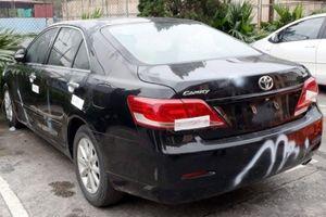 Thái Bình: Đôi vợ chồng mang ô tô thế chấp đi bán lấy tiền tiêu xài