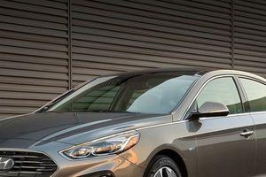 Hyundai Sonata Hybrid 2018 - Sedan cỡ D tiết kiệm nhất phân khúc?