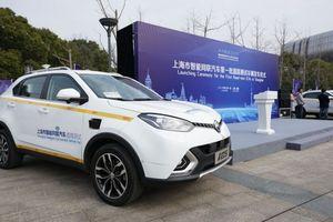 'Nối gót' đối thủ, Alibaba chuẩn bị thử nghiệm ôtô tự lái