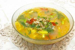 Canh hến nấu chua ngọt ngon cơm cho ngày hè