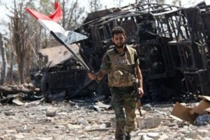 Tấn công chớp nhoáng ở Hama, quân đội Syria hạ gục Al-Nusra