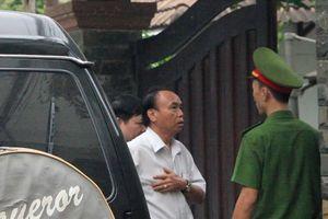 Công an khám xét nhà cựu lãnh đạo Đà Nẵng Trần Văn Minh vừa bị khởi tố