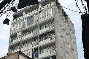 Đống Đa (Hà Nội): Hàng loạt nhà ở biến tướng thành chung cư mini coi thường phòng cháy chữa cháy