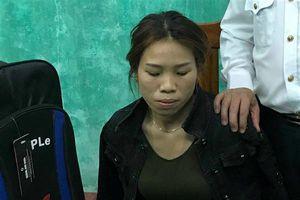 Phá chuyên án, bắt 'nữ quái' vận chuyển 3kg ma túy đá