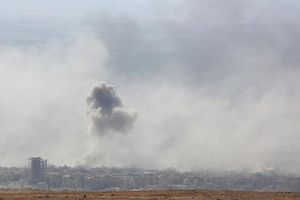 Quân sự Saudi muốn 'chen chân' vào Syria