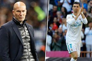 Đội hình dự kiến của Real trước Bilbao: Ronaldo đá cặp với Bale?