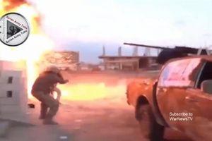 Phiến quân xin đàm phán khẩn sau màn dội lửa của Nga-SAA