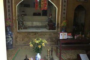 Đang truy lùng kẻ trộm 7 tượng phật chùa Quang Khánh, Vĩnh Phúc