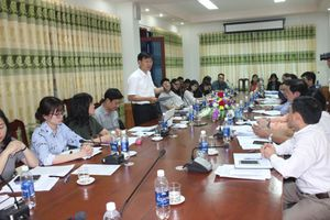 Các Nhà báo Trung ương tìm hiểu về xây dựng NTM ở tỉnh Quảng Bình