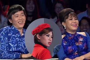 Hoài Linh, Việt Hương cười ngất với Như Quỳnh phiên bản lỗi