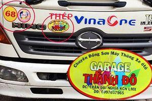 Hôm nay, xét xử đường dây mua bán 'logo xe vua'