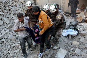 Lộ việc dàn dựng Syria sử dụng vũ khí hóa học