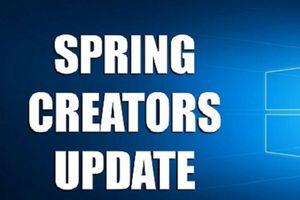Dính lỗi 'màn hình xanh', khiến Windows 10 Spring Creators trễ hẹn