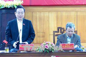 Thừa Thiên - Huế mong có cơ chế trong đầu tư xây dựng các công trình di tích