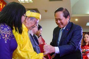 Giải thưởng Sách Quốc gia lần thứ nhất: Tác giả đoạt giải A Sách hay đã gần trăm tuổi