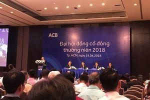 'Sự cố' tại đại hội ACB: Ứng viên không được chấp thuận lên tiếng