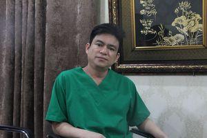 Trần tình của bác sĩ thẩm mỹ Chiêm Quốc Thái bị giang hồ chém