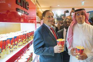 Ả Rập Xê Út ra mắt rạp chiếu phim đầu tiên sau 35 năm